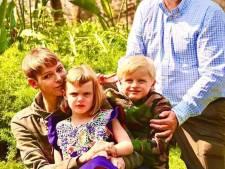 """""""Je suis si heureuse"""": la princesse Charlène a retrouvé sa famille"""