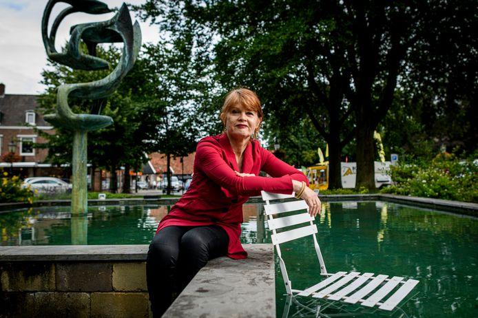 Burgemeester Cia Kroon vertrouwt erop dat ze de burgers snel weer kan ontmoeten.