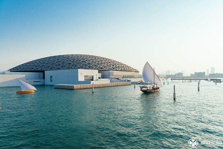 Museum Louvre, Abu Dhabi (VAE)