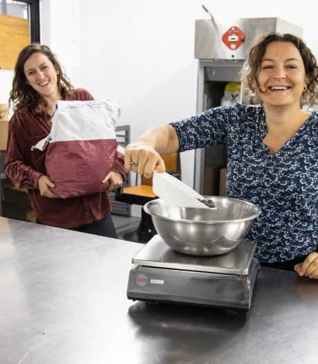 Zorgbakkerij KoekKoek: 'Niet met uitkering op bank, maar lekker bakken!'
