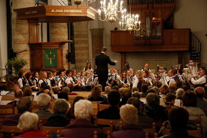 Muziekvereniging Liora uit De Lier gaat een Westlandse Maestro organiseren.