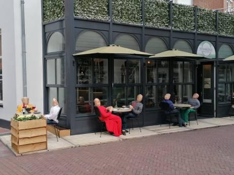 Horeca kan leven met uitstel opening terrassen: 'Als er maar perspectief komt op herstel van normaal leven'