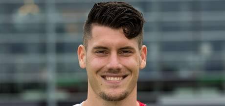 Van Pol uit Asten vindt twee keer het net voor FC Oss