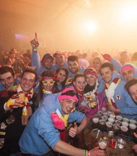 Carnavalsfeest in manege Schijndel gaat niet door