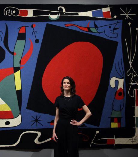 Nul bezoekers, maar musea zitten niet stil: ze bouwen aan exposities en verven trappen en vloeren