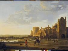 'Mooiste schilderij ooit van het Valkhof' is eeuwen later weer te zien in Nederland