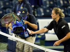 L'US Open est déjà terminé pour Kim Clijsters