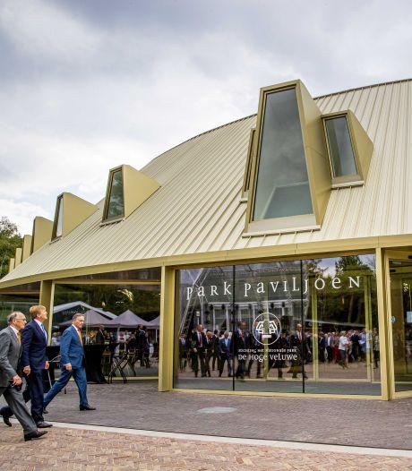 Uit eten op de Hoge Veluwe kan weer, het Parkrestaurant gaat maandag open