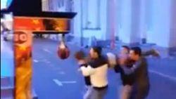 Pijnlijke boksbalvideo van Kortrijkse jongeren gaat wereldwijd viraal
