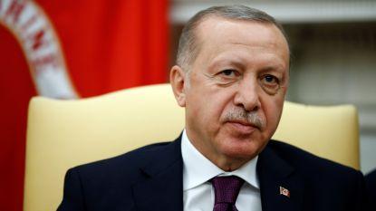 """Erdogan vindt uitspraken Macron over NAVO """"onaanvaardbaar"""""""