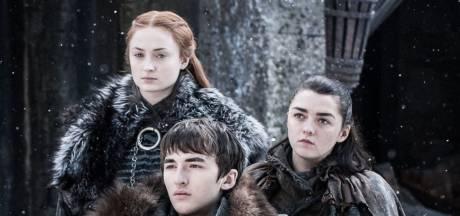 Laatste seizoen Game of Thrones in april te zien