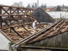 Eind goed, al goed: oude loods met kapot asbestdak in Velp maakt plaats voor drie woningen