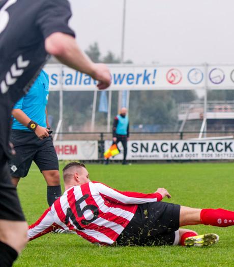 Arnhemse Boys en trainer Marcel Omvlee willen samen verder, ook na 'slechtste voetbal van dit seizoen'