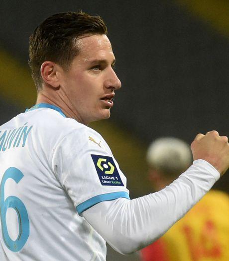 Le champion du monde Florian Thauvin quitte Marseille pour le Mexique