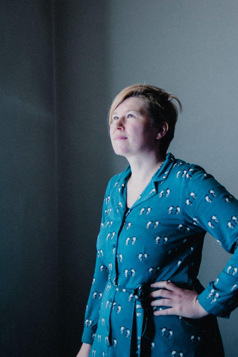 Mieke Van den Broeck: 'Het is toch erg dat vrouwen zichzelf in vraag stellen: 'Ben ik wel een expert?'' Beeld Daniil Lavrovski