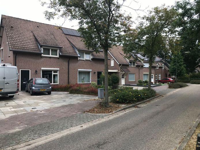 De Bosberg en aanliggende wijken in Boekel zijn volgens B en W het meest geschikt om als eerste van het gas af te gaan