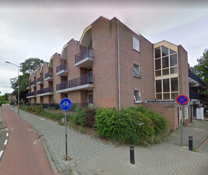 Jarenlang was er sprake van overlast bij de flat aan de Saffierstraat