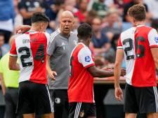 Deadlinedag dreunt na: Feyenoord bespaarde erop los, maar Arne Slot heeft nauwelijks spelers