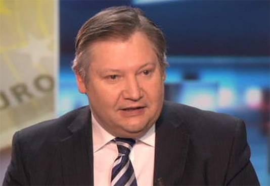 Financieel expert Paul D'Hoore