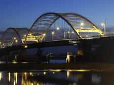 Merwedebrug A27 gaat komende nacht dicht voor spoedreparatie wegdek