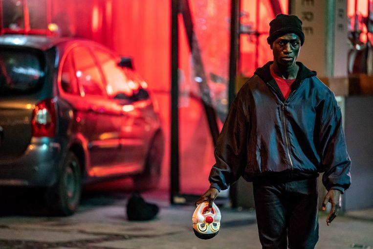 Welket Bungué als Francis.  Beeld Sommerhaus Filmproduktion
