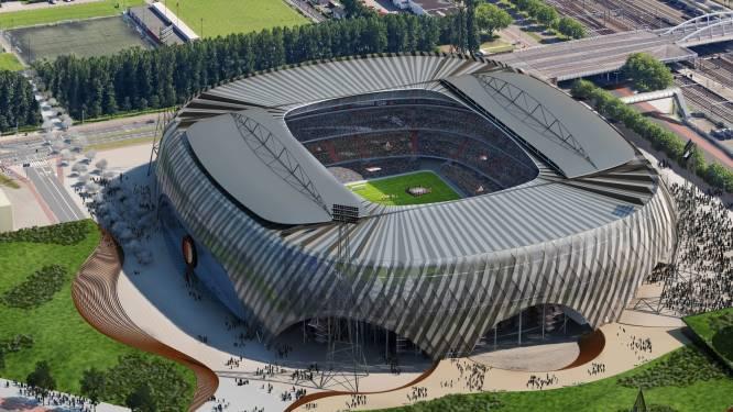'Goede hoop op gesprek Feyenoord en Red de Kuip'