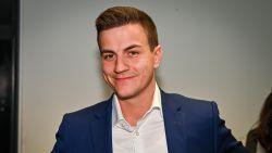 Dries Van Langenhove betrapt op lockdownfeestje