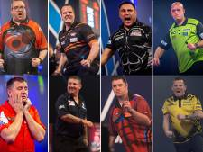 WK darts: vier kwartfinales, vier voorspellingen en álle cijfers