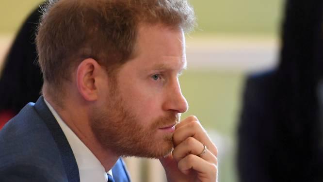 Prins Harry ontkent dat er drie extra boeken op de planning staan