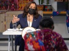 Vicepresident Harris tegen migranten: kom niet naar de VS