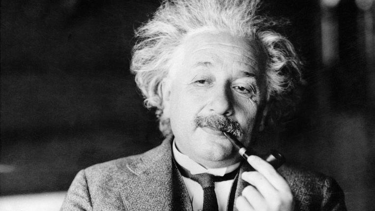 Albert Einstein. Beeld AP