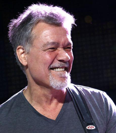 Eddie van Halen (65) overleden: 'Hij was de held van een generatie'