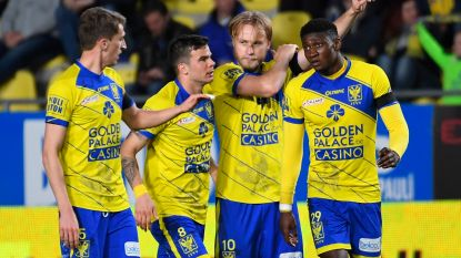 Oostende begeeft na uitsluiting Nkaka: STVV haalt uit met 4-1