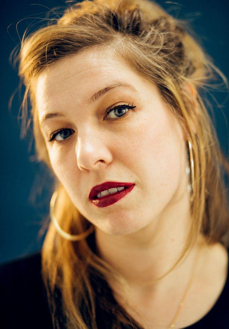 Isabel Lamberti  Beeld Robin Alysha Clemens