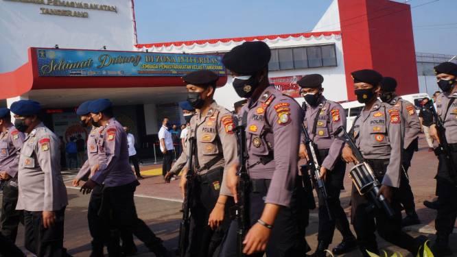 Zeker 41 doden en 80 gewonden bij brand in overbevolkte gevangenis nabij Jakarta