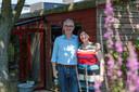 Breda - 12-7-2018 - Foto: Marcel Otterspeer / Pix4Profs - BN DeStem Tuinawards: de tuin van Will Bongers en Marion Pach.
