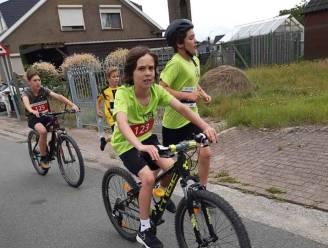Ondanks regen 115 duo's voor vijfde Bike and Run van 'Bust ee Dust', ook zoontjes overleden Kevin Rottiers aan de start