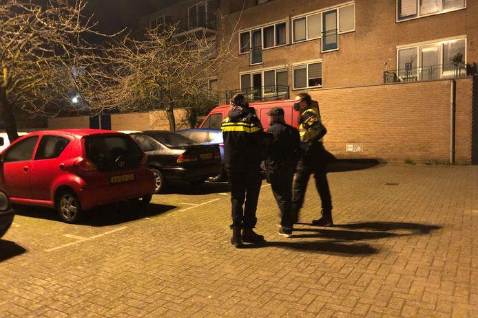 Auto-inbreker aangehouden in Roosendaal.