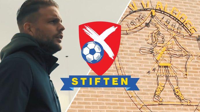 """Nijkerker Joey van den Berg speculeert in de eerste aflevering van Stiften over een leven na het voetbal, waarvoor hij met vriend Marc van Eijk alvast een voetbalschool heeft opgezet: ,,Ik vind het leuk om met jongeren te werken en vooral om ze beter te zien worden."""""""