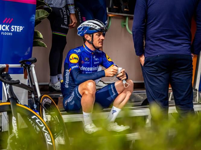 """Lampaert (30) is jarig, maar feest niet nu Roubaix is uitgesteld: """"Het moet precies altijd misgaan bij mij"""""""
