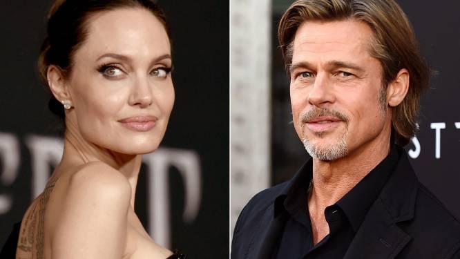 Juridische strijd om kinderen 'Brangelina' gaat verder: rechter weigert beroep van Brad Pitt