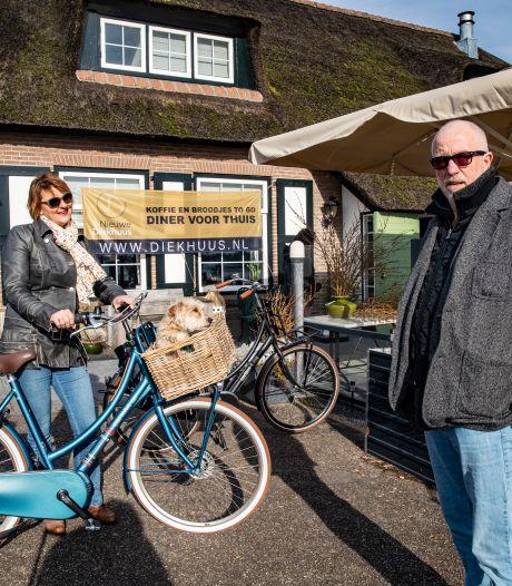 Drukte op de IJsseldijk: 'Dit is genieten met een hoofdletter G'