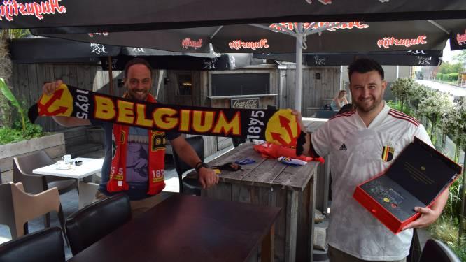 """Le Bon Vivant is nieuwe thuis van Rode Duivels supportersclub 'Los Op Kop': """"Met de bus naar alle matchen van onze jongens"""""""