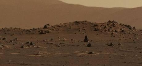 Un instrument partiellement belge sur la sonde martienne explique la perte d'eau sur la planète