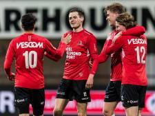 Sander Vereijken heeft het hoogste woord in zege Helmond Sport op Jong FC Utrecht