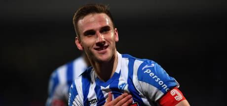 Veel geprezen FC Eindhoven-aanvoerder Van den Boomen kijkt uit naar seizoensslot: 'Play-offs halen via de ranglijst'