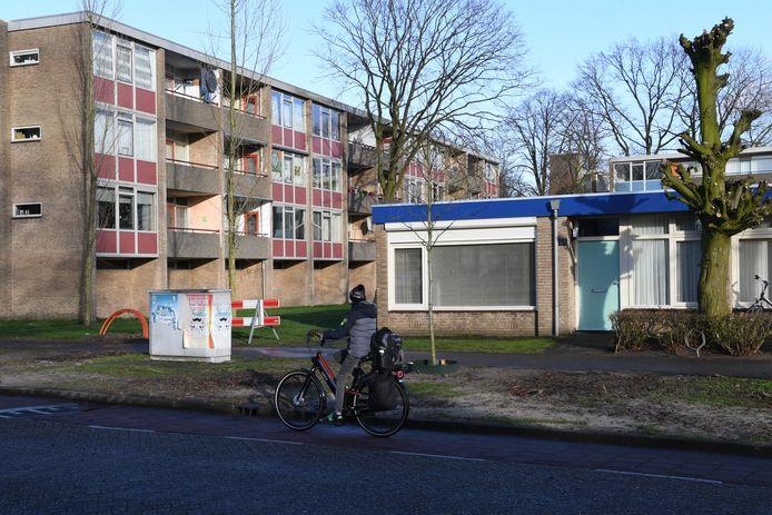 Ook woningen aan de Pasteurstraat staan op de nominatie te worden gesloopt.