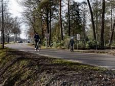 Aanleg nieuw snelfietspad Broekhovenseweg begonnen
