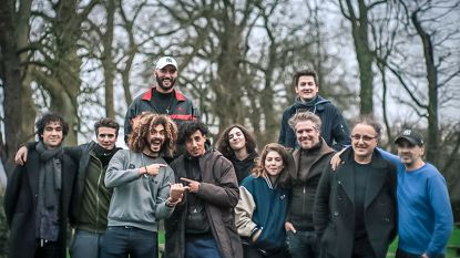 Adil en Bilall beginnen met opnames van fictiereeks 'Grond'