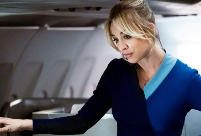 The Flight Attendent